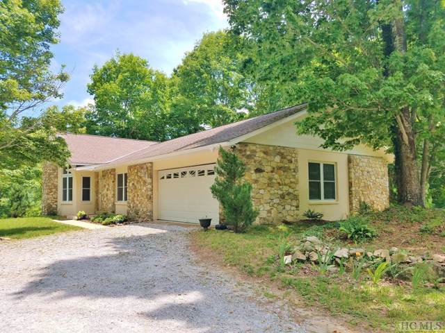 208 Papaw Lane, Glenville, NC 28736 (MLS #92523) :: Berkshire Hathaway HomeServices Meadows Mountain Realty