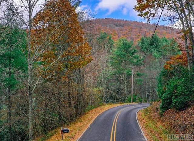 TBD Mill Creek Road, Cullowhee, NC 28723 (MLS #92536) :: Pat Allen Realty Group