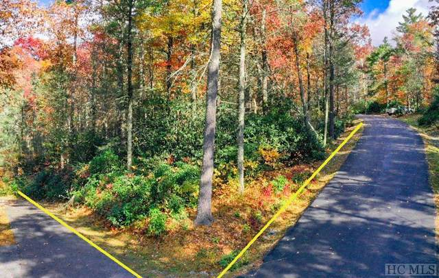 TBD Wildcat Lane, Cashiers, NC 28717 (MLS #92538) :: Berkshire Hathaway HomeServices Meadows Mountain Realty