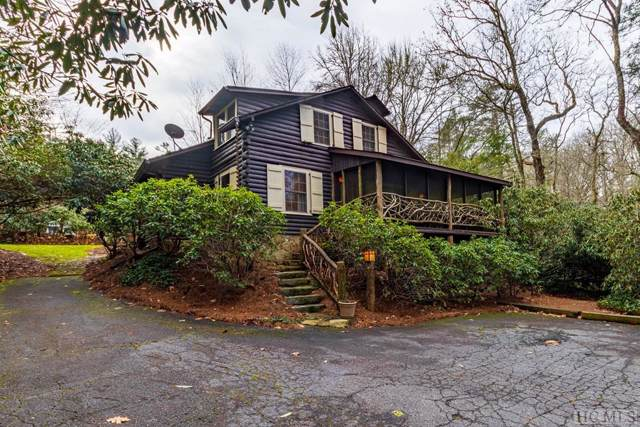 515 Cullasaja Drive, Highlands, NC 28741 (MLS #92594) :: Berkshire Hathaway HomeServices Meadows Mountain Realty
