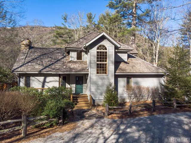 1187 Wandering Ridge, Glenville, NC 28736 (MLS #92627) :: Berkshire Hathaway HomeServices Meadows Mountain Realty