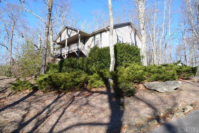 1724 Buckberry Drive North, Sapphire, NC 28774 (MLS #92629) :: Pat Allen Realty Group