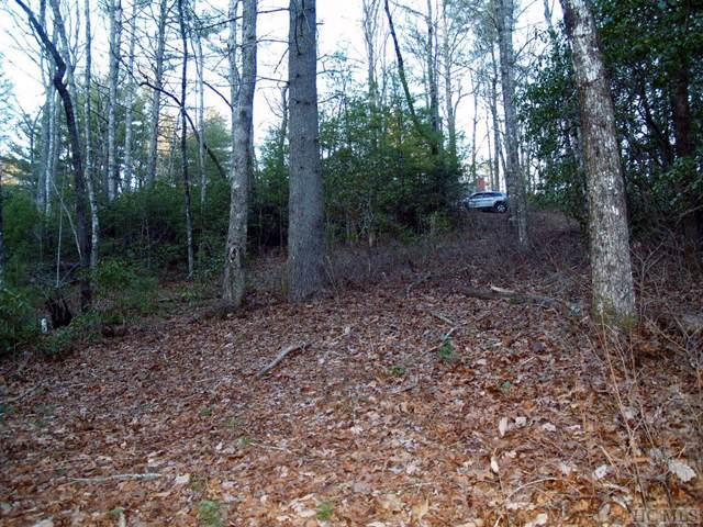 Lot 9 Rainbows End Lane, Lake Toxaway, NC 28747 (MLS #92648) :: Berkshire Hathaway HomeServices Meadows Mountain Realty