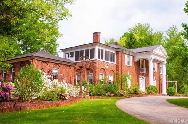343 Vanderbilt Road, Asheville, NC 28803 (MLS #92651) :: Berkshire Hathaway HomeServices Meadows Mountain Realty