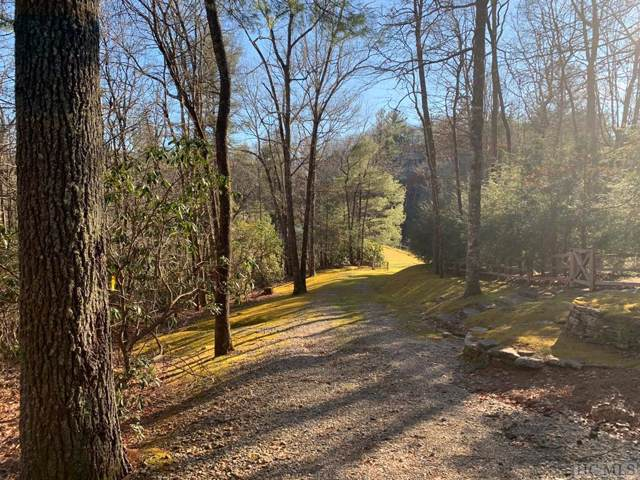 Lot L7 Silver Springs Road, Cashiers, NC 28717 (MLS #92654) :: Pat Allen Realty Group