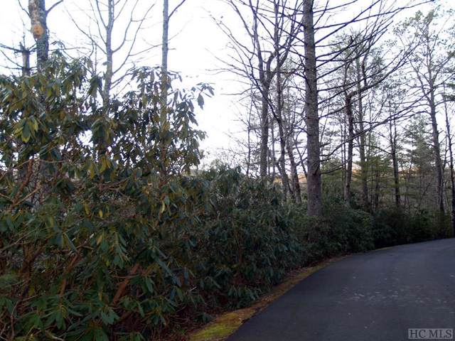 Lot 8 Rainbows End Lane, Lake Toxaway, NC 28747 (MLS #92659) :: Berkshire Hathaway HomeServices Meadows Mountain Realty
