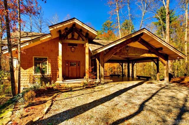 21 Arrowhead Point W, Aquone, NC 28781 (MLS #92660) :: Berkshire Hathaway HomeServices Meadows Mountain Realty