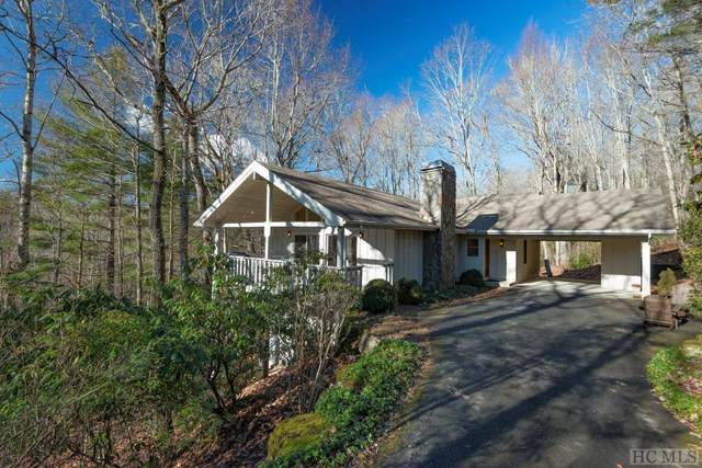 199 Oak Road, Highlands, NC 28741 (MLS #92665) :: Pat Allen Realty Group