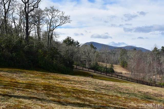 Lot 17 Lone Chimney Dr, Cashiers, NC 28717 (MLS #92666) :: Pat Allen Realty Group