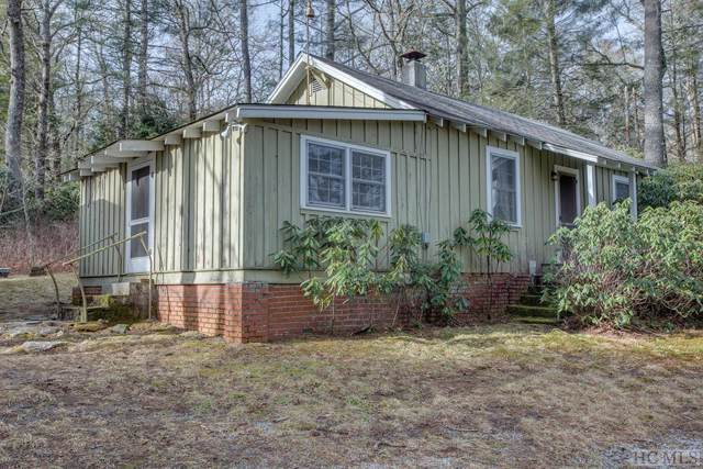 93 Rocky Hill Road, Highlands, NC 28741 (MLS #92673) :: Berkshire Hathaway HomeServices Meadows Mountain Realty