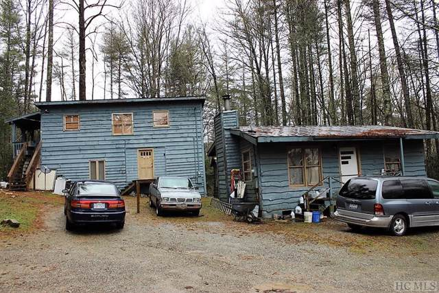 68 Crooked House Road, Cashiers, NC 28717 (MLS #92679) :: Berkshire Hathaway HomeServices Meadows Mountain Realty