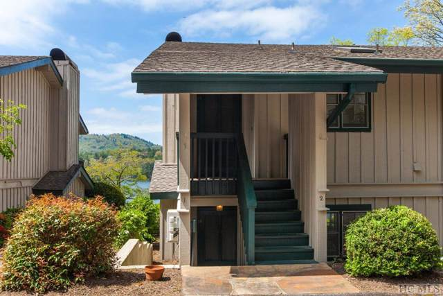 C-1 Toxaway Point #1, Lake Toxaway, NC 28747 (MLS #92687) :: Pat Allen Realty Group