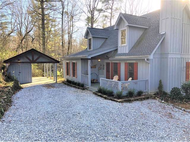 58 Rainbows End Lane, Lake Toxaway, NC 28747 (MLS #92688) :: Berkshire Hathaway HomeServices Meadows Mountain Realty