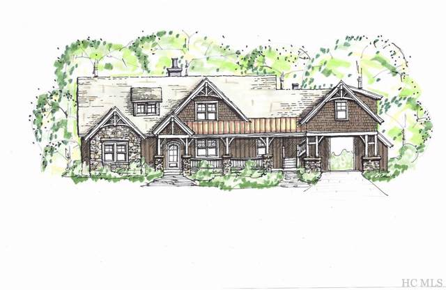 Lot 4 Springview Lane, Highlands, NC 28741 (MLS #92709) :: Pat Allen Realty Group