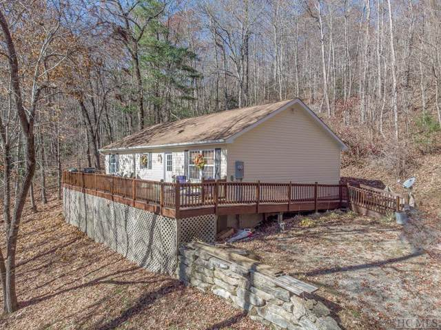 140 Autumn Valley Lane, Scaly Mountain, NC 28775 (MLS #92714) :: Pat Allen Realty Group