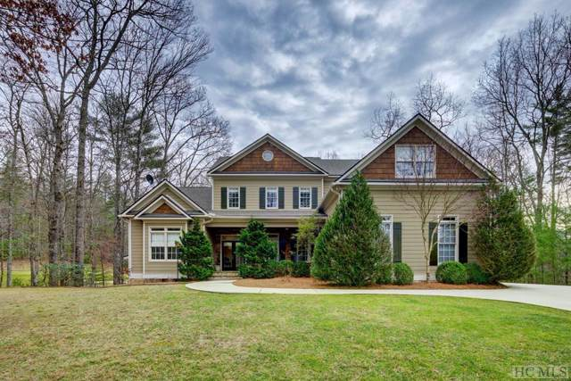 131 Chinquapin Court, Sapphire, NC 28774 (MLS #92728) :: Landmark Realty Group