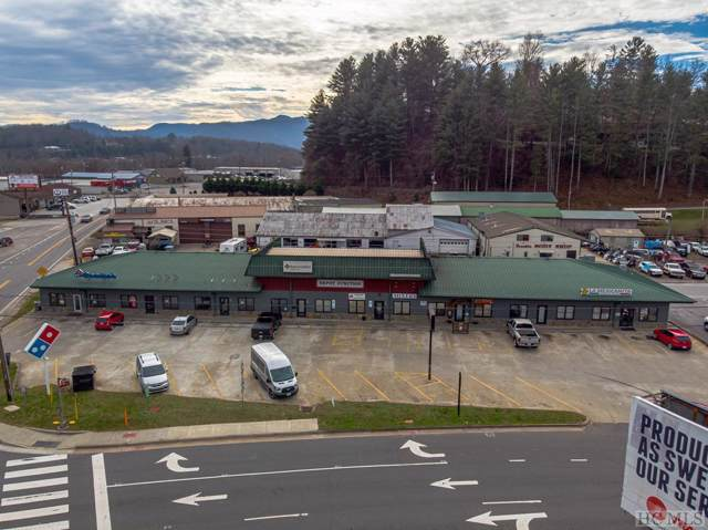 403 E Main Street, Franklin, NC 28734 (MLS #92739) :: Berkshire Hathaway HomeServices Meadows Mountain Realty