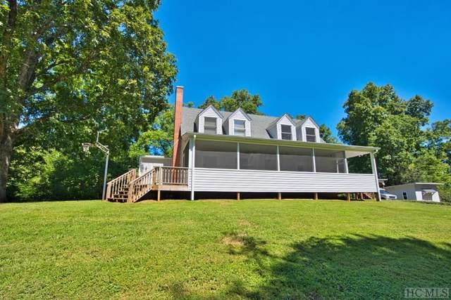 129 Golf View Drive, Franklin, NC 28734 (MLS #92741) :: Landmark Realty Group