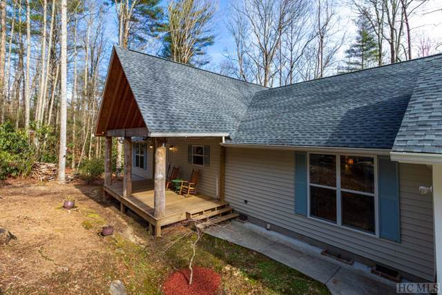 557 Country Club Estates Drive, Sapphire, NC 28774 (MLS #92743) :: Pat Allen Realty Group