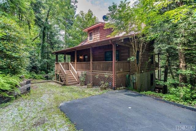 80 Red Cedar Court, Sapphire, NC 28774 (MLS #92766) :: Berkshire Hathaway HomeServices Meadows Mountain Realty
