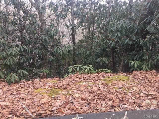 Lot 1 Via Del Lago, Cullowhee, NC 28723 (MLS #92769) :: Berkshire Hathaway HomeServices Meadows Mountain Realty