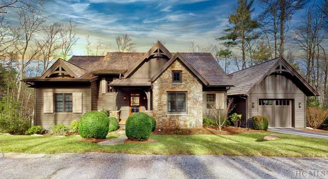 193 Hawks Ledge Lane, Highlands, NC 28741 (MLS #92796) :: Berkshire Hathaway HomeServices Meadows Mountain Realty