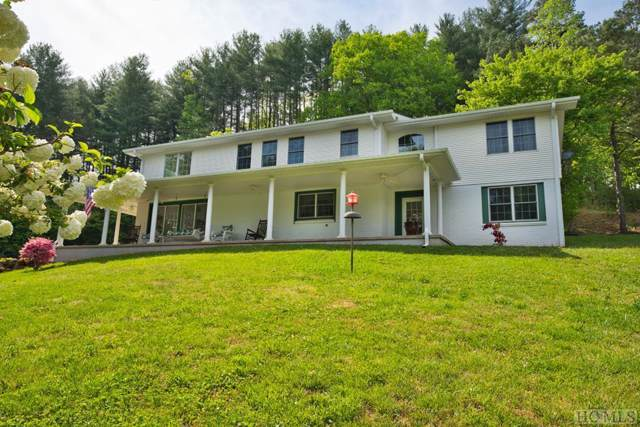 50 Brendle Road, Franklin, NC 28734 (MLS #92800) :: Berkshire Hathaway HomeServices Meadows Mountain Realty