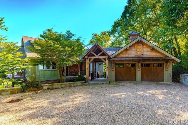 107 Ridge Colony Dr., Lake Toxaway, NC 28747 (MLS #92801) :: Berkshire Hathaway HomeServices Meadows Mountain Realty