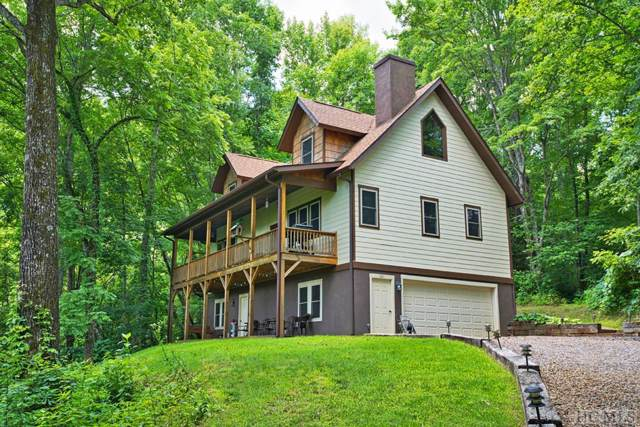 681 Whisper Mountain Road, Franklin, NC 28734 (MLS #92803) :: Berkshire Hathaway HomeServices Meadows Mountain Realty