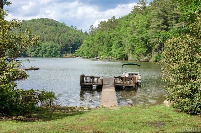 266, 290 Caribou Mountain Road, Cullowhee, NC 28723 (MLS #92807) :: Berkshire Hathaway HomeServices Meadows Mountain Realty