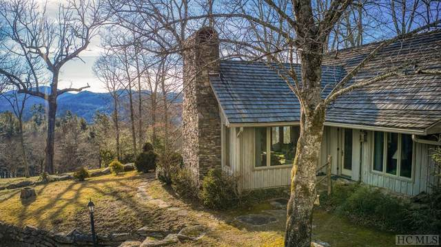 86 Glenville School Road, Glenville, NC 28736 (MLS #92809) :: Berkshire Hathaway HomeServices Meadows Mountain Realty