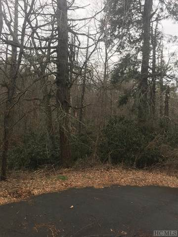 Lot 18 Sherwood Forest Road, Highlands, NC 28741 (MLS #92821) :: Berkshire Hathaway HomeServices Meadows Mountain Realty