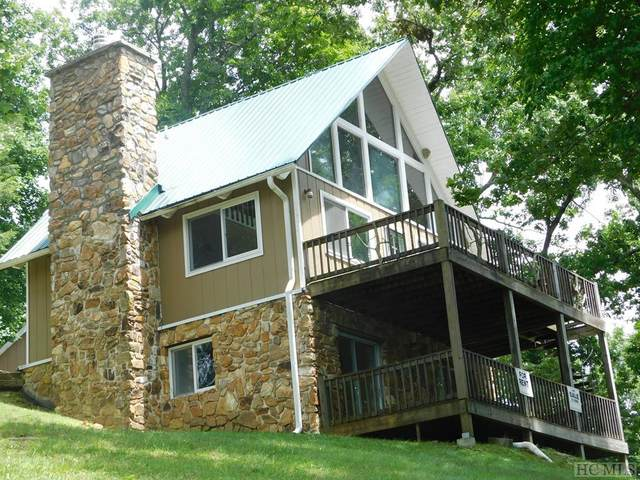 1125 Browns Mountain Road, Scaly Mountain, NC 28775 (MLS #92833) :: Pat Allen Realty Group