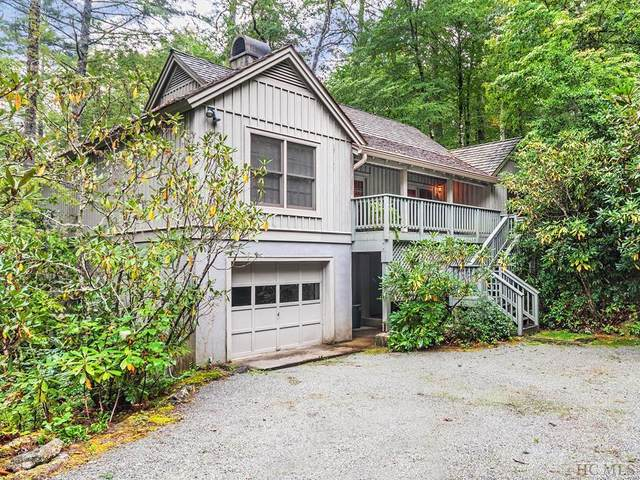910 Chimney Top Tr., Cashiers, NC 28717 (MLS #92836) :: Berkshire Hathaway HomeServices Meadows Mountain Realty