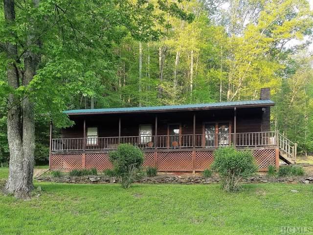 1488 Marr Creek Road, Bryson City, NC 28713 (MLS #92844) :: Pat Allen Realty Group
