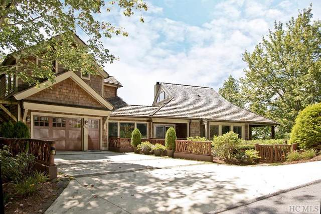 160 Thistle Drive, Highlands, NC 28741 (MLS #92861) :: Berkshire Hathaway HomeServices Meadows Mountain Realty