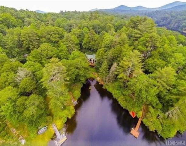 3 Golden Mist Court, Sapphire, NC 28774 (MLS #92865) :: Berkshire Hathaway HomeServices Meadows Mountain Realty