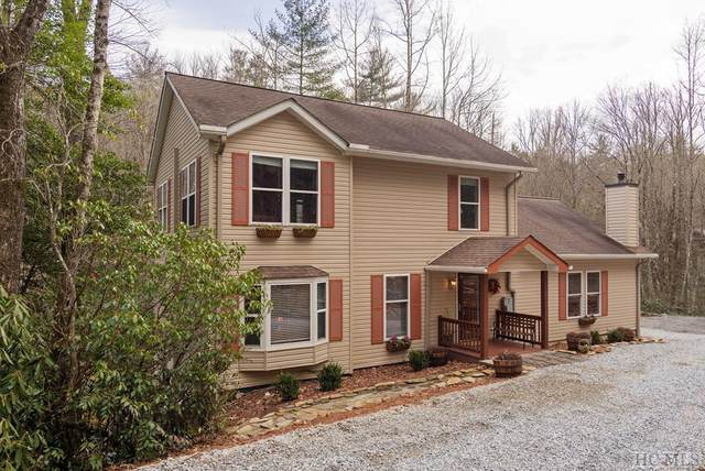 2374 West Christy Trail, Sapphire, NC 28774 (MLS #92867) :: Berkshire Hathaway HomeServices Meadows Mountain Realty