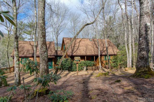 265 Chestnut Ridge Road, Highlands, NC 28741 (MLS #92875) :: Berkshire Hathaway HomeServices Meadows Mountain Realty