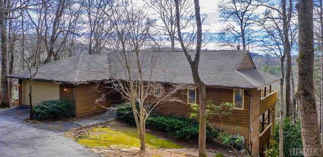 654 Skylake Drive, Highlands, NC 28741 (MLS #92879) :: Pat Allen Realty Group