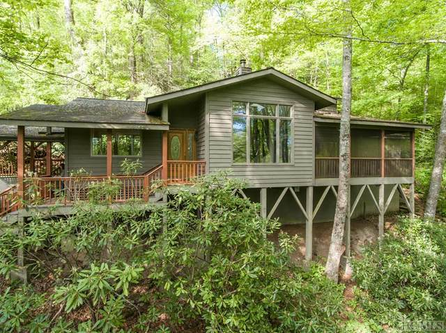 375 Hudson Road, Highlands, NC 28741 (MLS #92880) :: Berkshire Hathaway HomeServices Meadows Mountain Realty