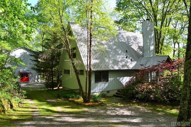 496 Sparkle Ridge, Cashiers, NC 28717 (MLS #92881) :: Berkshire Hathaway HomeServices Meadows Mountain Realty