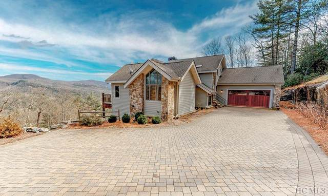 357 Rock Mountain Road, Cashiers, NC 28717 (MLS #92914) :: Berkshire Hathaway HomeServices Meadows Mountain Realty