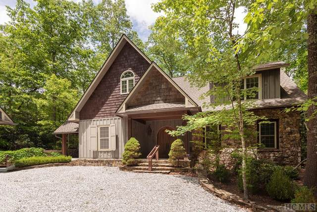 461 Gold Creek Road, Sapphire, NC 28774 (MLS #92923) :: Berkshire Hathaway HomeServices Meadows Mountain Realty