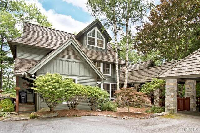 105 Old Cove Road, Highlands, NC 28741 (MLS #92937) :: Pat Allen Realty Group