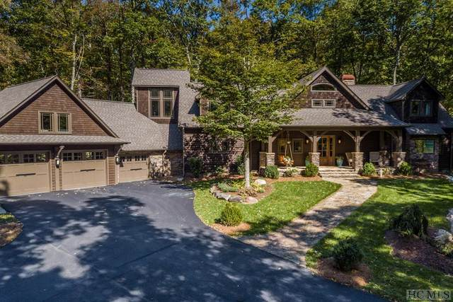 132 Hemlock Way, Highlands, NC 28741 (MLS #92942) :: Berkshire Hathaway HomeServices Meadows Mountain Realty