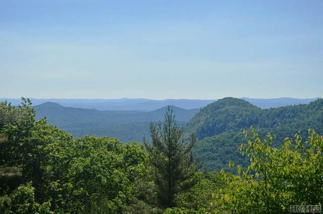 Lot 13 East Ridge Road, Cashiers, NC 28717 (MLS #92958) :: Berkshire Hathaway HomeServices Meadows Mountain Realty