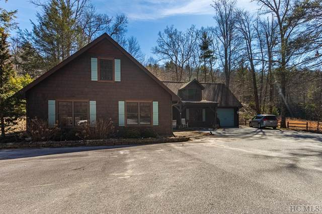 976 Hwy 64E, Cashiers, NC 28717 (MLS #92960) :: Berkshire Hathaway HomeServices Meadows Mountain Realty