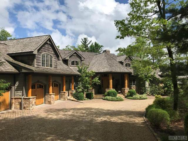 535 Ledgeview Road, Cashiers, NC 28717 (MLS #92968) :: Pat Allen Realty Group