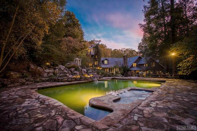 551 Hickory Gap Road, Franklin, NC 28734 (MLS #92969) :: Pat Allen Realty Group